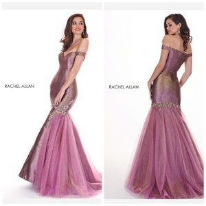 Rachel Allan long formal